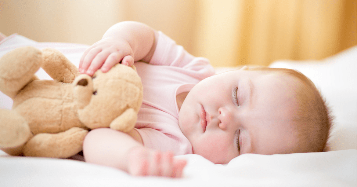 5 Odd Reasons Your Baby's Head is Sweating While Sleeping