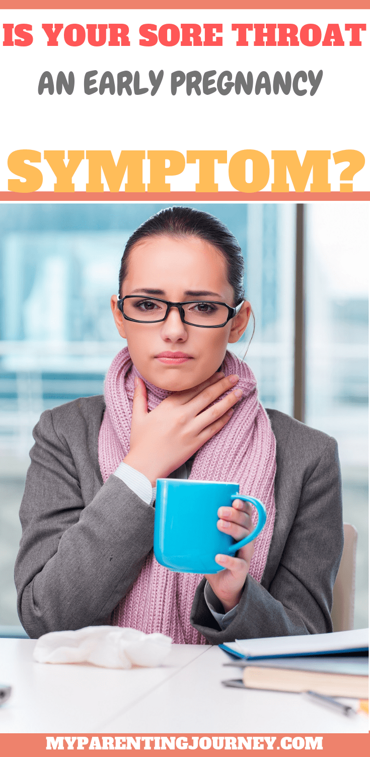 is-your-sore-throat-an-early-pregnancy-symptom